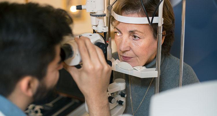 Doenças neurológicas podem gerar consequências para a visão