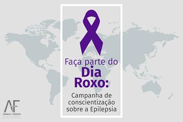 Dia Roxo: conheça as causas, sintomas e tratamentos para a epilepsia
