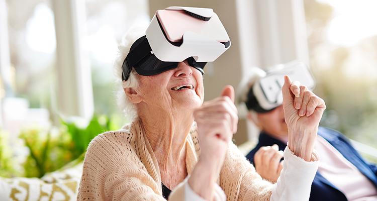 Realidade virtual como auxílio aos pacientes com Parkinson