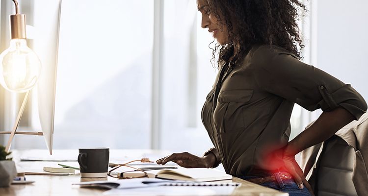 Como a lombalgia pode te afetar em diferentes fases da vida