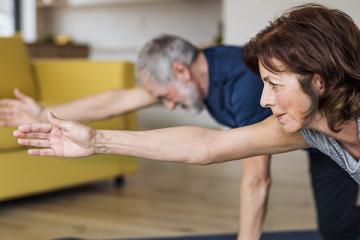 Atividade física como tratamento preventivo