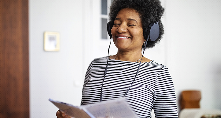 Os benefícios da música para a saúde mental
