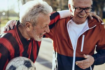 Futebol na recuperação de memórias perdidas pelo Alzheimer