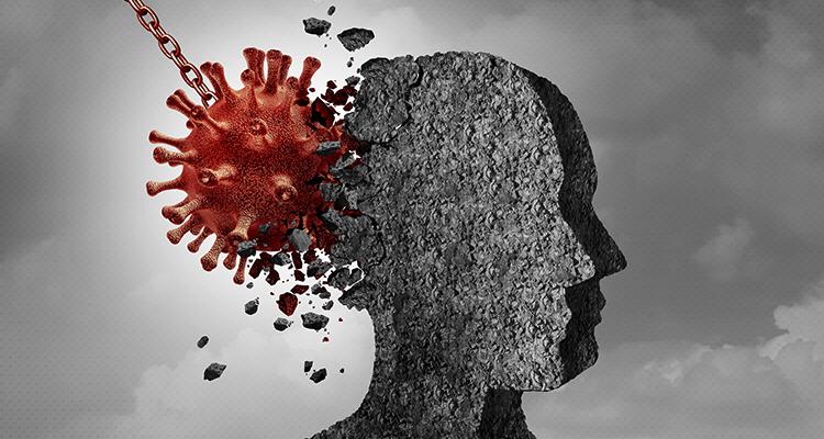 Complicações neurológicas pós-covid
